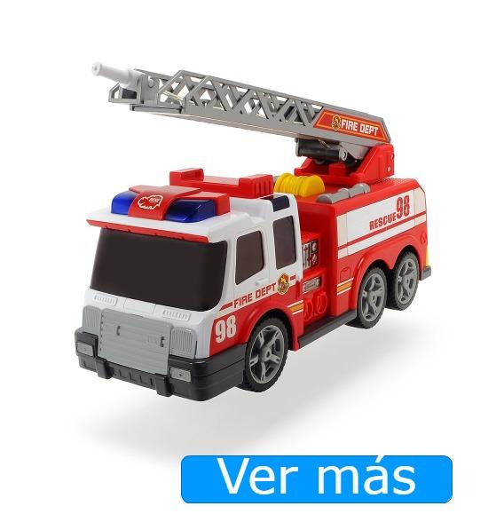 Camión de bomberos que lanza agua Dickie