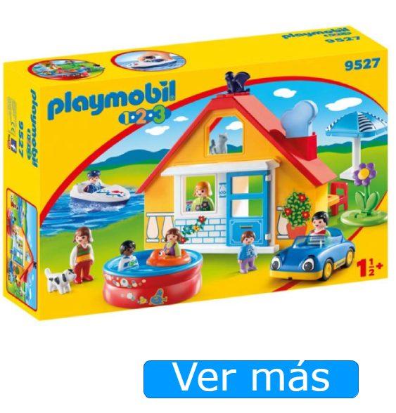 Casa Playmobil 123: casa de vacaciones