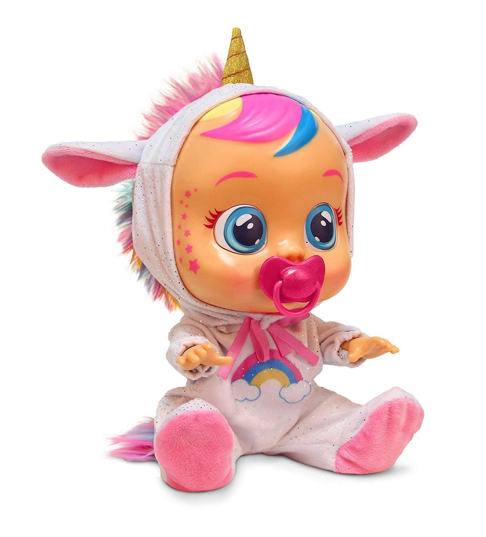 Bebé llorón unicornio, el juguete más deseado