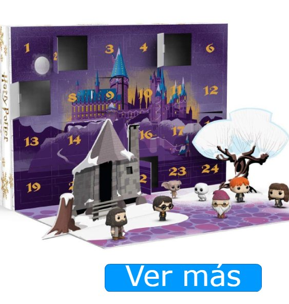 Calendario Harry Potter Funko