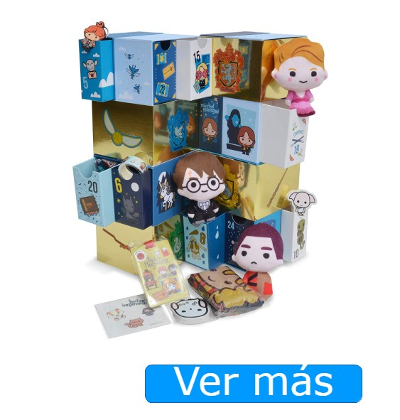Calendario de adviento para niños Harry Potter