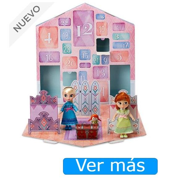 Calendario de adviento para niños Frozen
