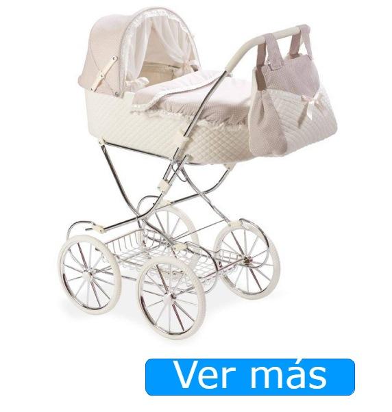 Carritos de muñecas clasicos Arias