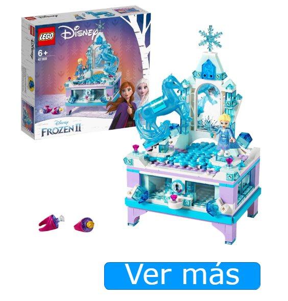Joyero de Frozen 2 de LEGO