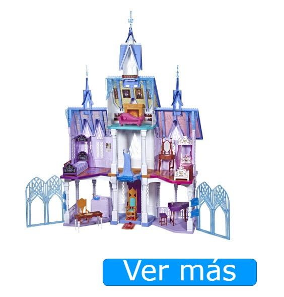 Juguetes de Frozen 2. Castillo de Arendelle de Hasbro