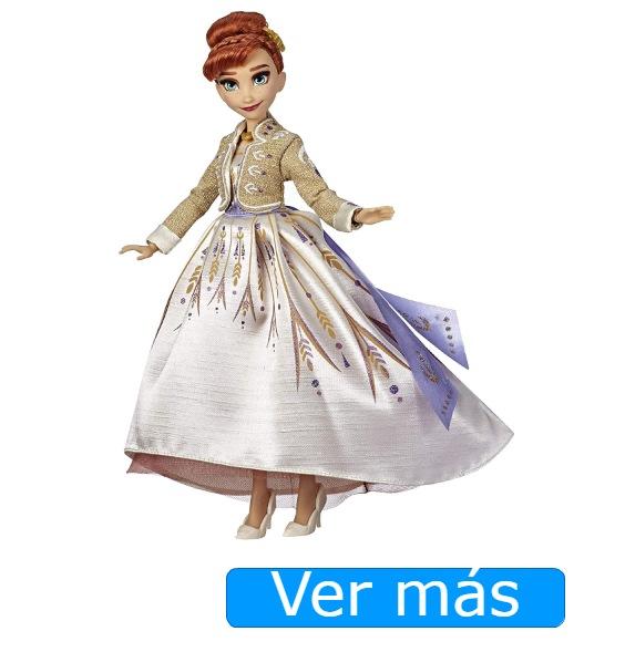 Muñeca de Frozen 2 de Anna edición deluxe