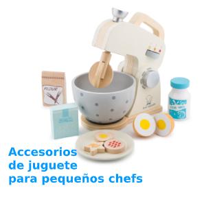 Utensilios de cocina de juguete banner