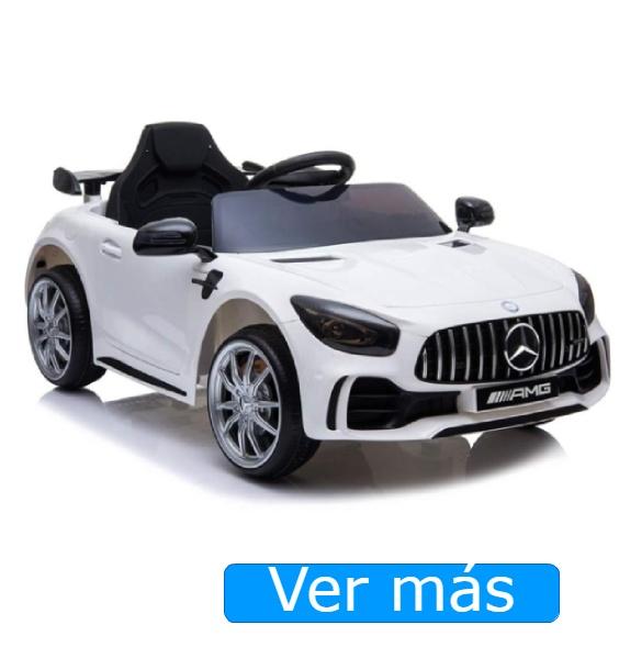 Coches para niños Mercedes GT-R