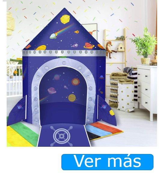 Tienda de juegos infantiles cohete