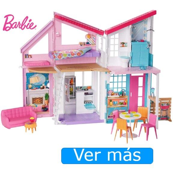 Juguetes estrella 2020-2021: Casa Malibú de Barbie